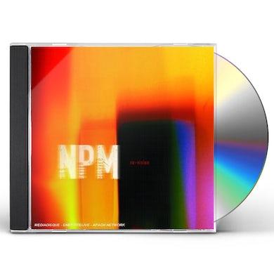 Nils Petter Molvaer RE-VISION CD