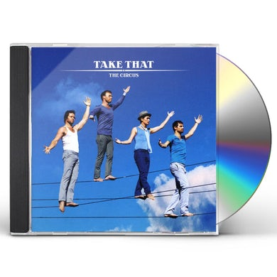 Take That CIRCUS CD