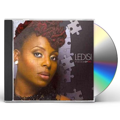 Pieces Of Me CD