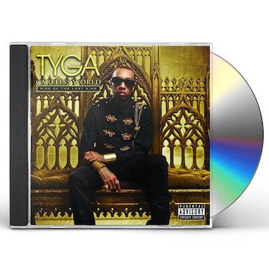Tyga CARELESS WORLD: RISE OF THE LAST KING CD