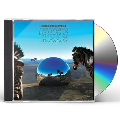Scissor Sisters MAGIC HOUR CD