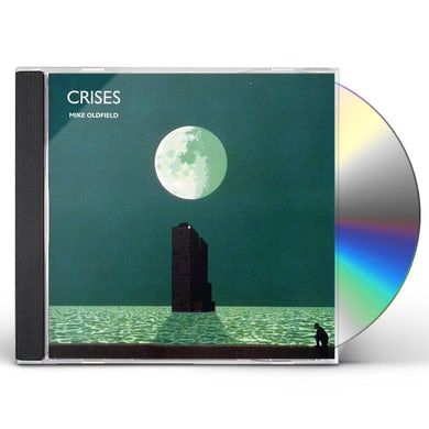 Mike Oldfield CRISES CD