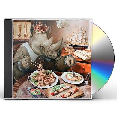 SOEN TELLURIAN CD