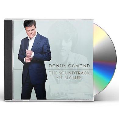 Donny Osmond SOUNDTRACK OF MY LIFE CD