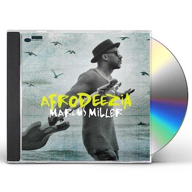 Marcus Miller AFRODEEZIA CD