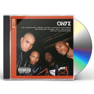 Onyx ICON CD