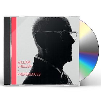 William Sheller PREFERENCES CD