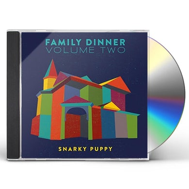 Snarky Puppy FAMILY DINNER 2 CD