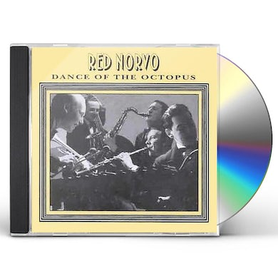 Red Norvo DANCE OF THE OCTOPUS CD