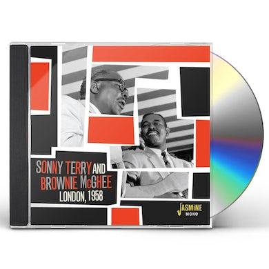 Sonny Terry / Brownie McGhee  LONDON 1958 CD