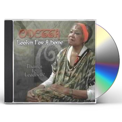 Odetta LOOKING FOR A HOME CD