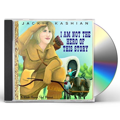 I AM NOT THE HERO OF THIS STORY CD