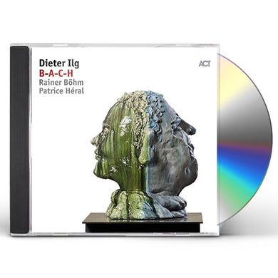 Dieter Ilg B-A-C-H CD