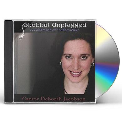 Deborah Jacobson SHABBAT UNPLUGGED CD