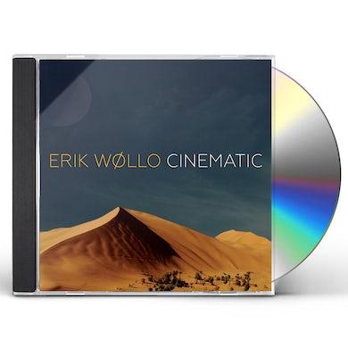 Erik Wollo CINEMATIC CD