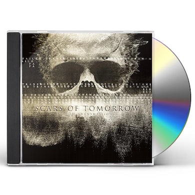 Scars of Tomorrow FAILED TRANSMISSIONS CD