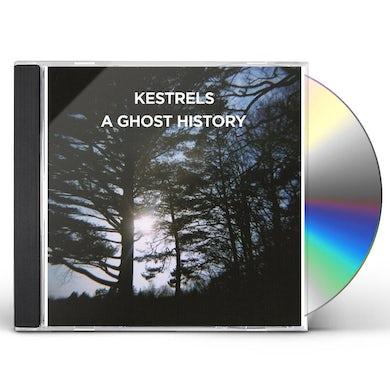 Kestrels GHOST HISTORY CD