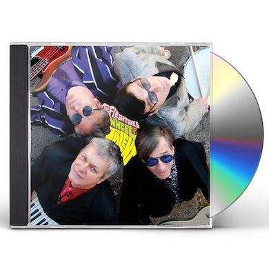 Fleshtones WHEEL OF TALENT CD