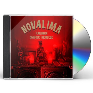 Novalima KARIMBA DIABOLIC REMIXES CD
