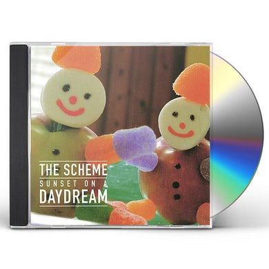 Scheme SUNSET ON A DAYDREAM CD