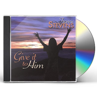 Trannie Stevens GIVE IT TO HIM CD