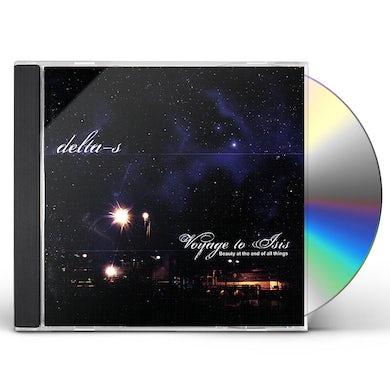 Delta-S VOYAGE TO ISIS CD