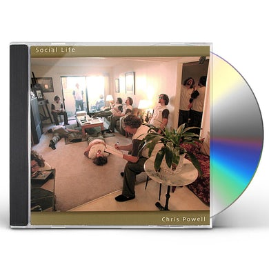 Chris Powell SOCIAL LIFE CD