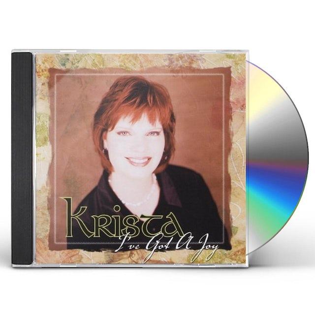 Krista IVE GOT A JOY CD