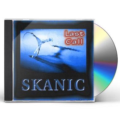 Skanic LAST CALL CD