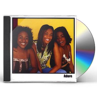 SUPA TRAV PRESENTS ADORE CD