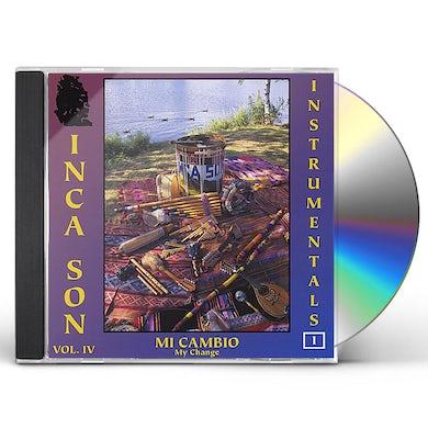 Inca Son MI CAMBIO 4 CD