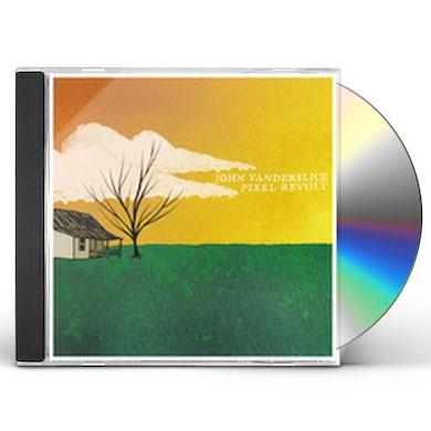 John Vanderslice PIXEL REVOLT CD