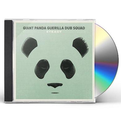Giant Panda Guerilla Dub Squad STEADY CD