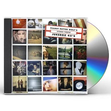 Peanut Butter Wolf JUKEBOX 45'S CD
