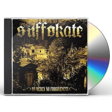 Suffokate NO MERCY NO FORGIVENESS CD