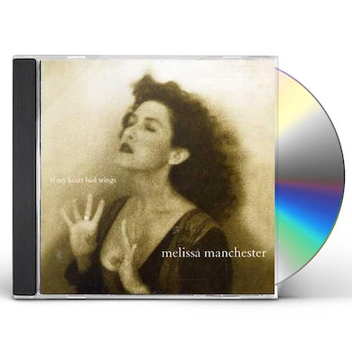 Melissa Manchester IF MY HEART HAD WINGS CD