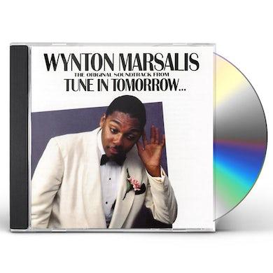 Wynton Marsalis TUNE IN TOMMORROW / Original Soundtrack CD