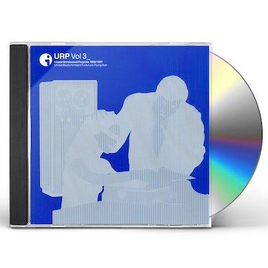 Richard H Kirk URP 3 CD