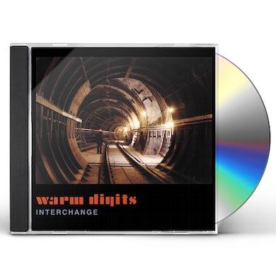 Warm Digits INTERCHANGE CD