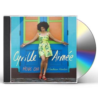 Cyrille Aimee MOVE ON: A SONDHEIM ADVENTURE CD