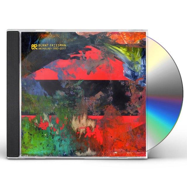 Burnt Friedman ANTHOLOGY 1980-2017 CD