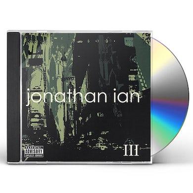 Jonathan Ian 3 CD