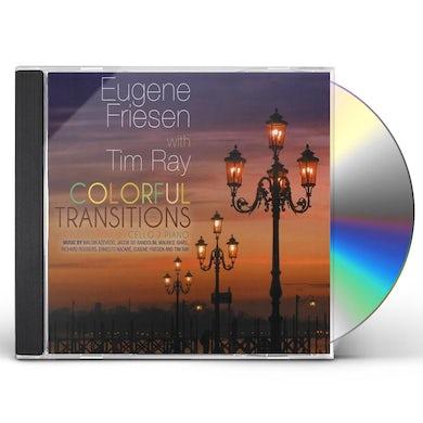 Eugene Friesen COLORFUL TRANSITIONS CD