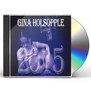 Gina Holsopple 2015 CD