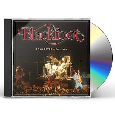Blackfoot ROAD FEVER 1980 - 1985 CD