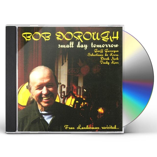 Bob Dorough SMALL DAY TOMORROW CD