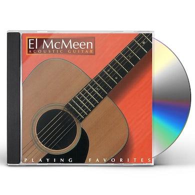 El McMeen PLAYING FAVORITES CD