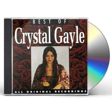 Crystal Gayle BEST OF CD