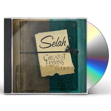 Selah GREATEST HYMNS 1 & 2 CD