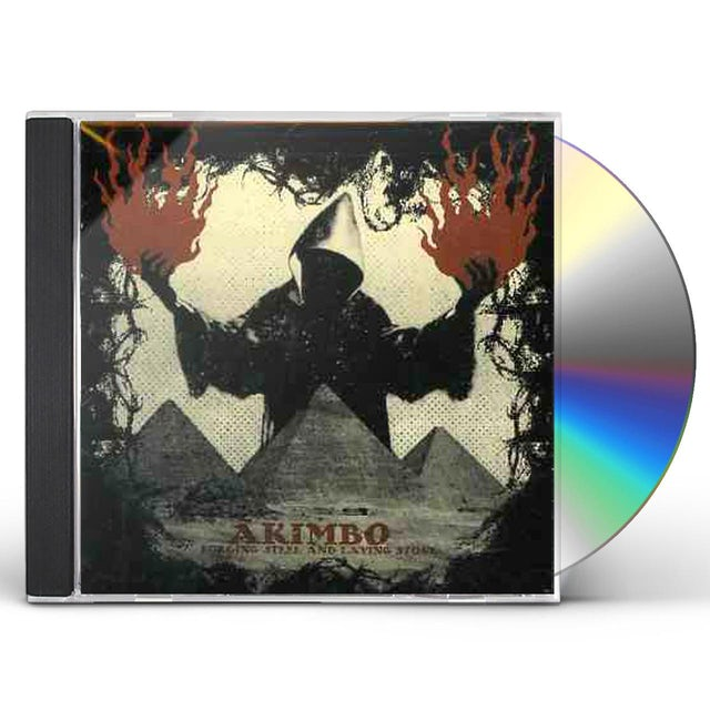 Akimbo FORGING STEEL & LAYING STONE CD